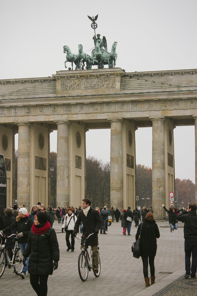 Rachel Walker. In Berlin.13c