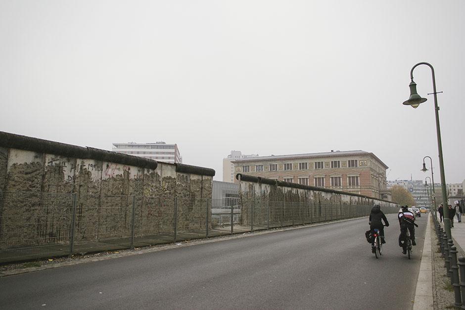 Rachel Walker. In Berlin.19