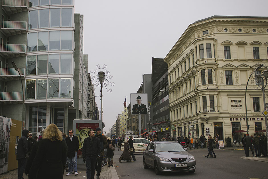 Rachel Walker. In Berlin.20