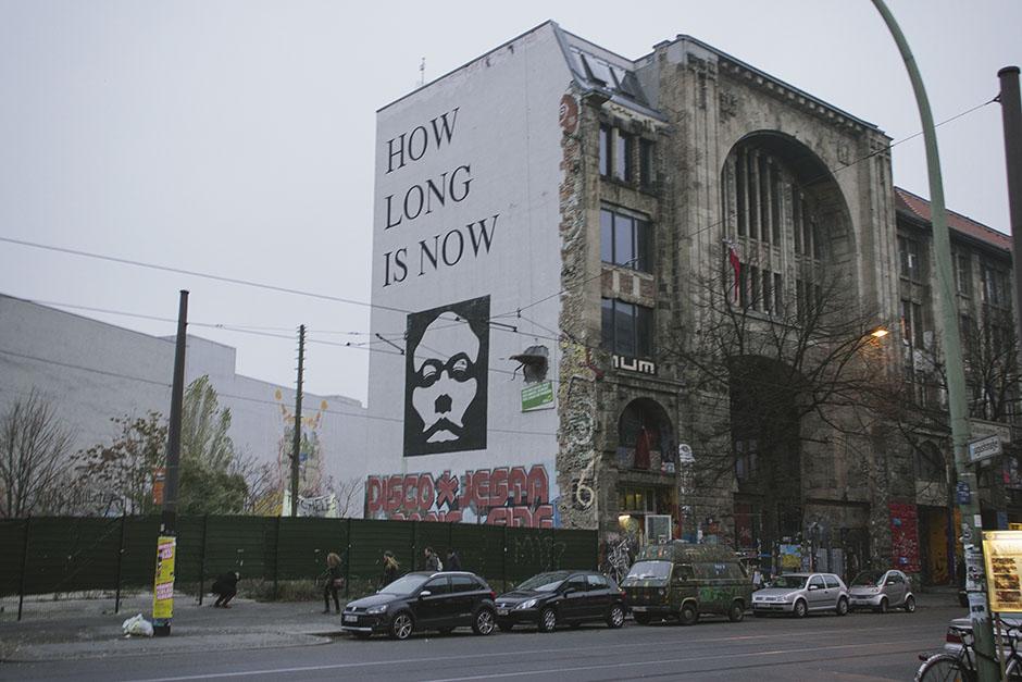 Rachel Walker. In Berlin.25