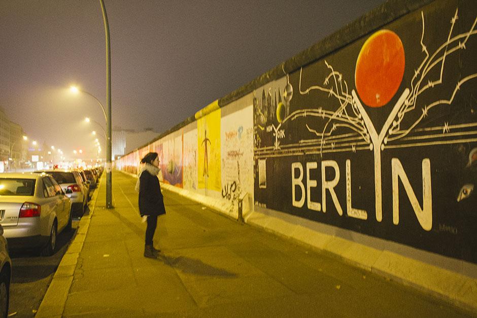 Rachel Walker. In Berlin.32