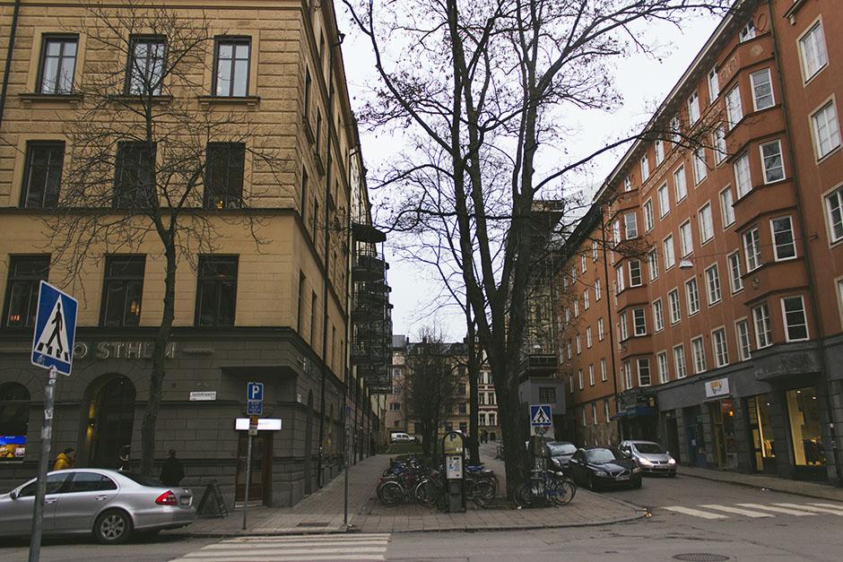 Rachel Walker. Stockholm, Sweden. 01