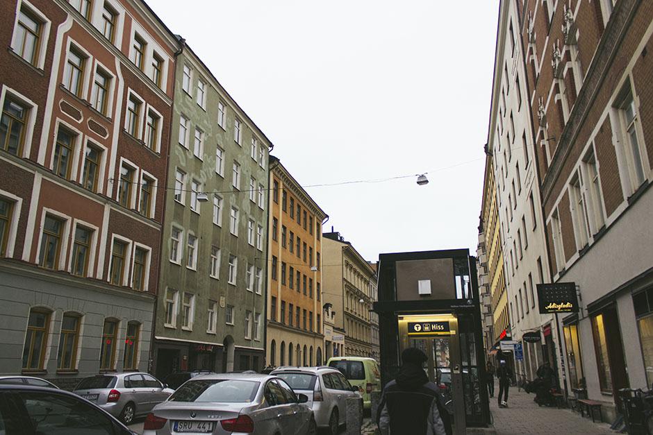 Rachel Walker. Stockholm, Sweden. 02