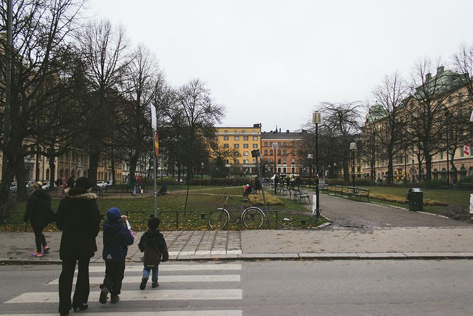 Rachel Walker. Stockholm, Sweden. 03