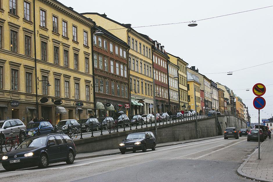 Rachel Walker. Stockholm, Sweden. 04