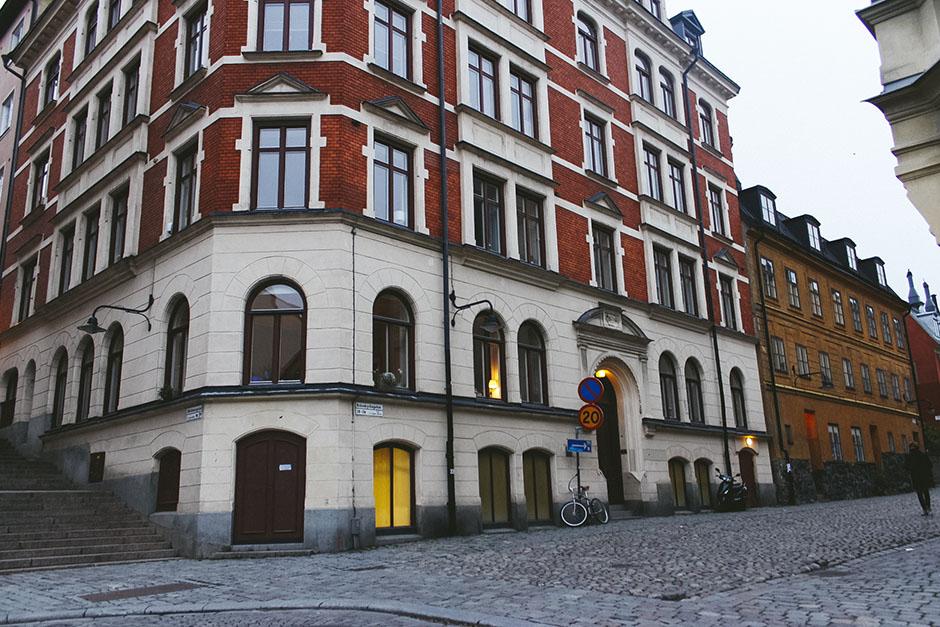 Rachel Walker. Stockholm, Sweden. 05