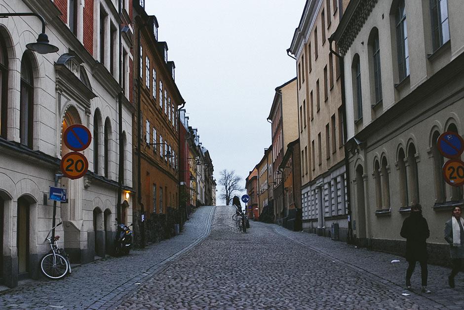Rachel Walker. Stockholm, Sweden. 06