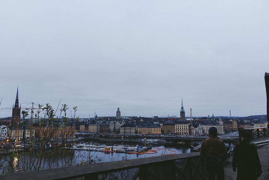 Rachel Walker. Stockholm, Sweden. 07