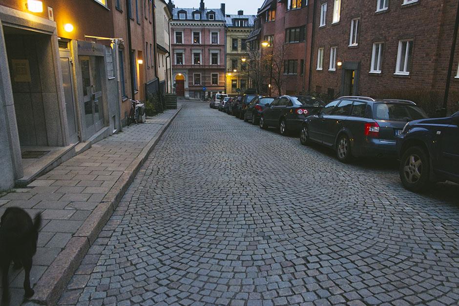 Rachel Walker. Stockholm, Sweden. 10