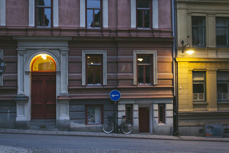Rachel Walker. Stockholm, Sweden. 11