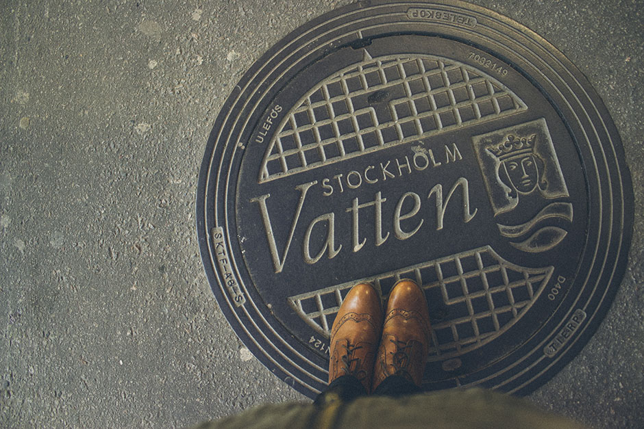 Rachel Walker. Stockholm, Sweden. 12