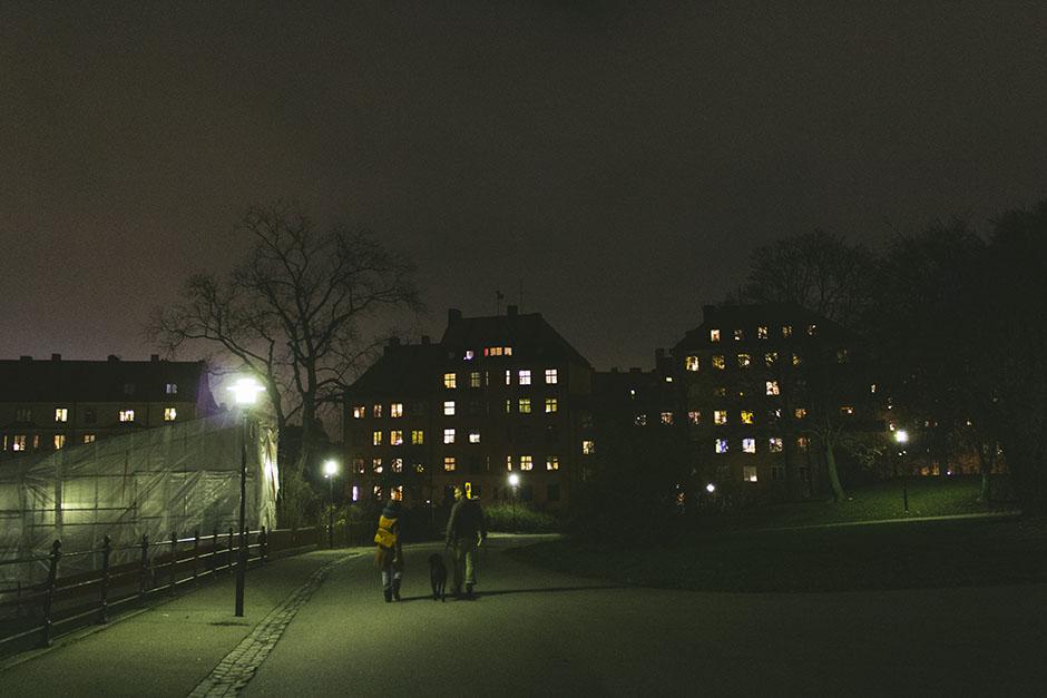 Rachel Walker. Stockholm, Sweden. 18