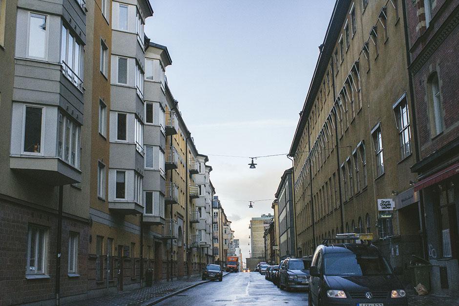 Rachel Walker. Stockholm, Sweden. 19
