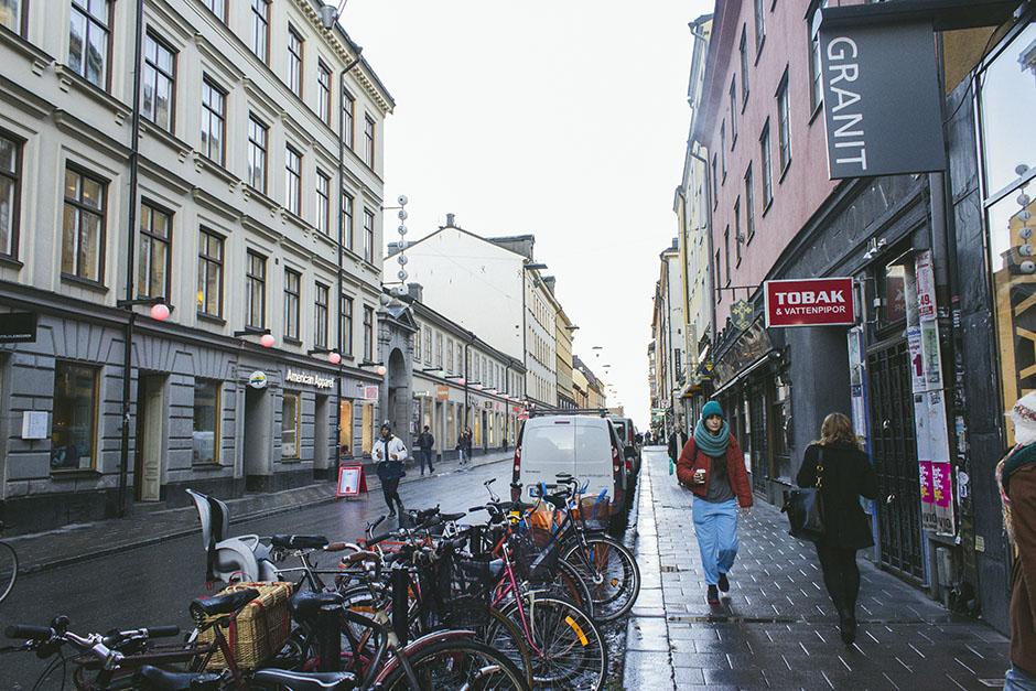 Rachel Walker. Stockholm, Sweden. 20