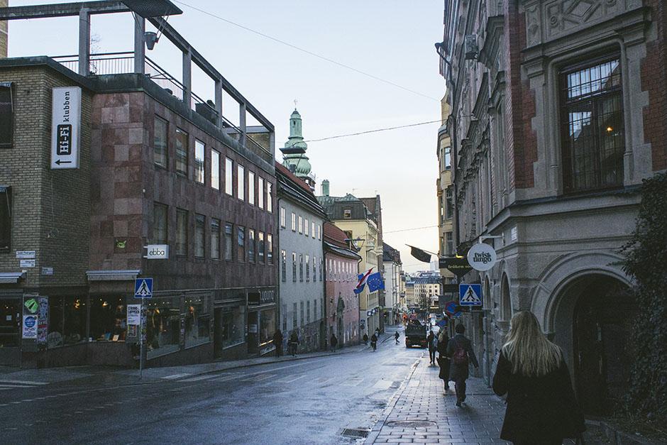 Rachel Walker. Stockholm, Sweden. 22