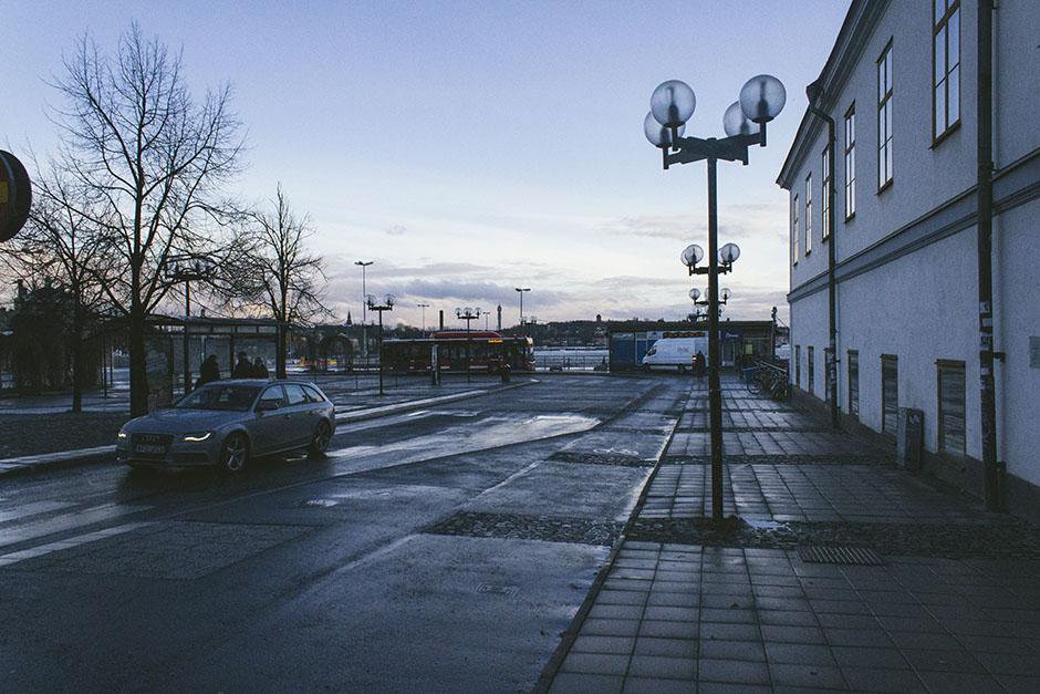 Rachel Walker. Stockholm, Sweden. 23