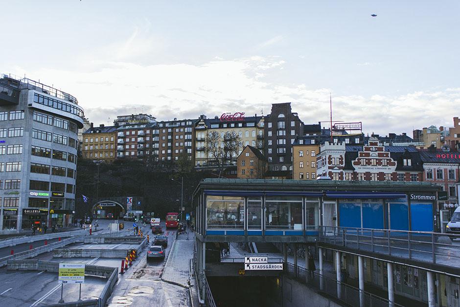 Rachel Walker. Stockholm, Sweden. 24