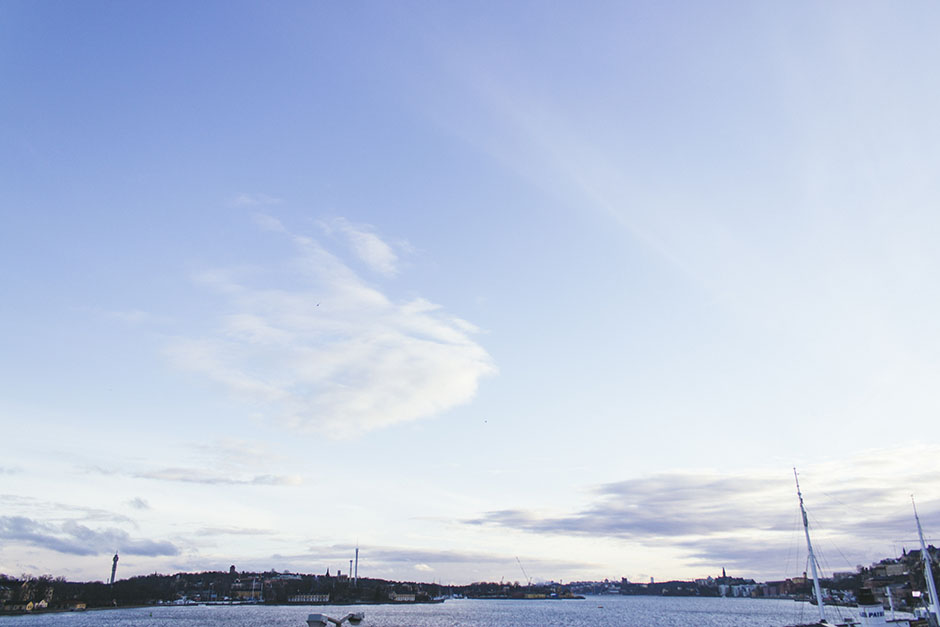 Rachel Walker. Stockholm, Sweden. 25