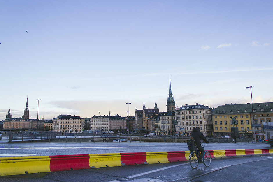 Rachel Walker. Stockholm, Sweden. 26
