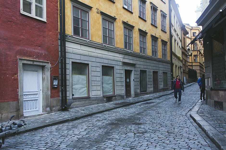 Rachel Walker. Stockholm, Sweden. 31