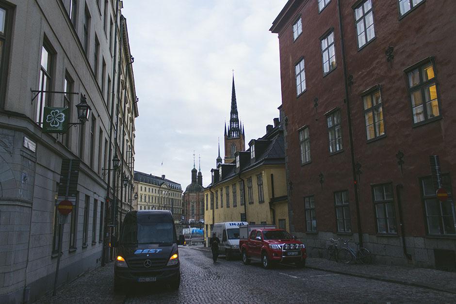 Rachel Walker. Stockholm, Sweden. 32