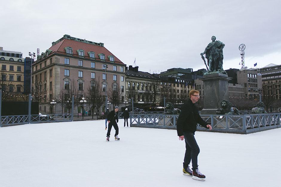Rachel Walker. Stockholm, Sweden. 44