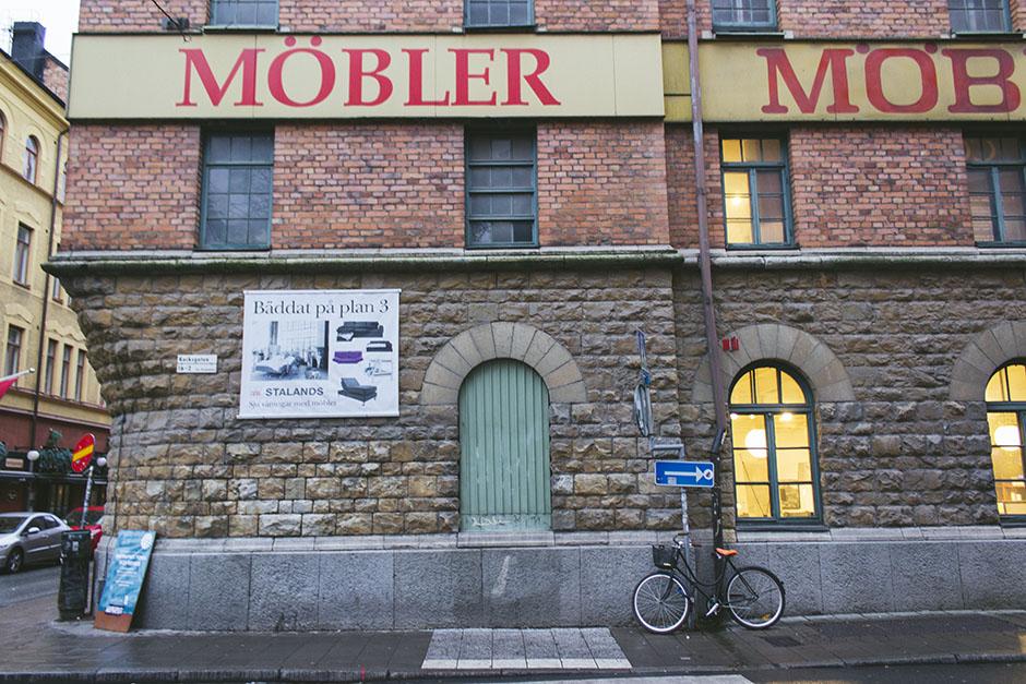 Rachel Walker. Stockholm, Sweden. 53