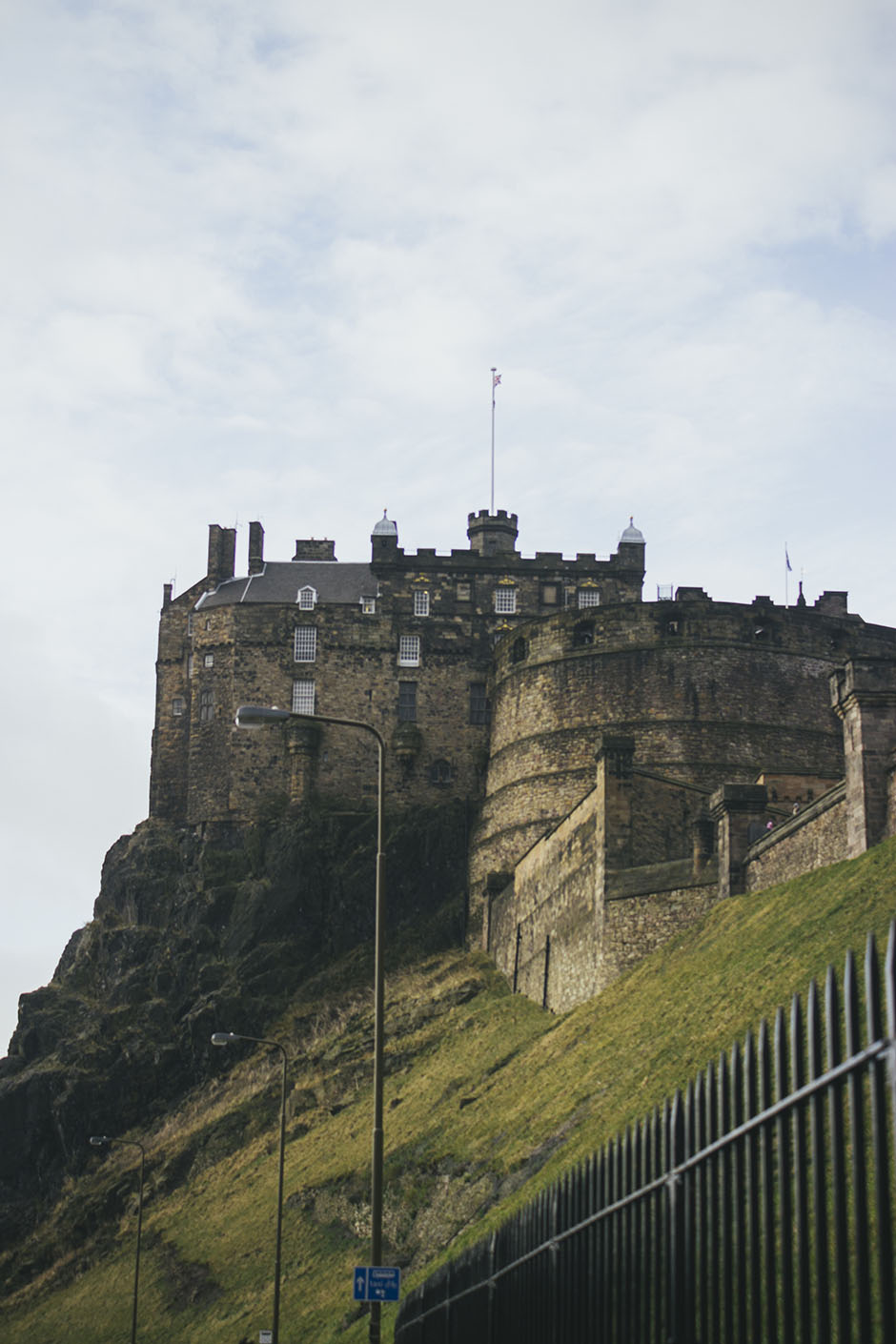 edinburgh castle again.