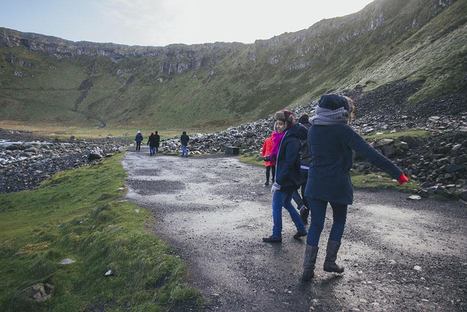 Rachel Walker. Giant's Causeway.17