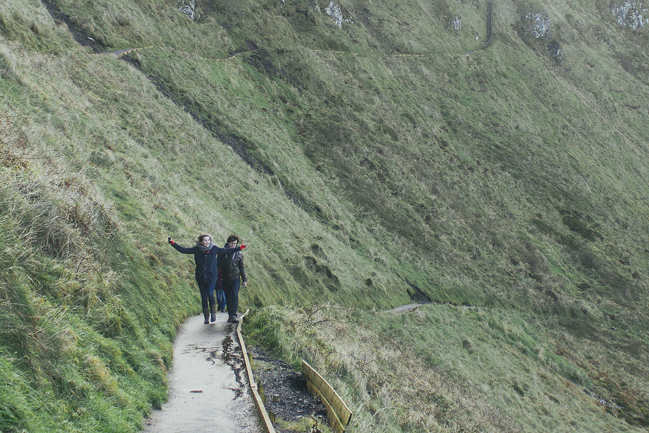 Rachel Walker. Giant's Causeway.20