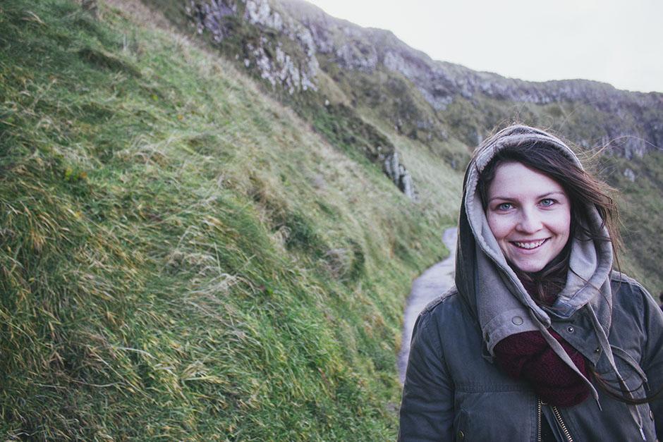 Rachel Walker. Giant's Causeway.21