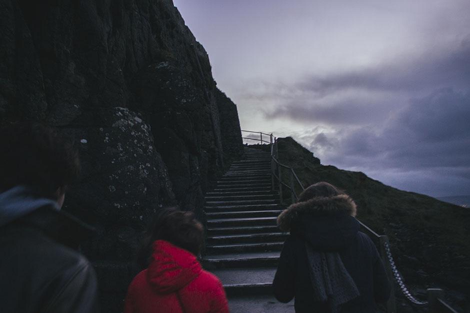 Rachel Walker. New Years in Northern Ireland.12
