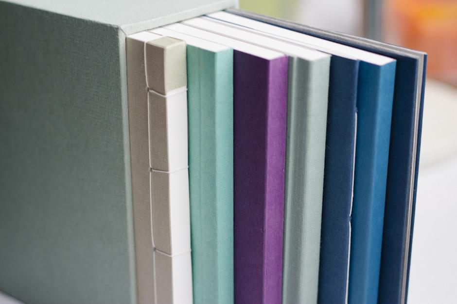 Rachel Walker. Book binding.-6
