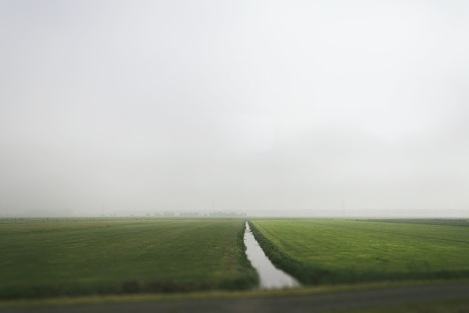 field in holland somewhere, september '12.