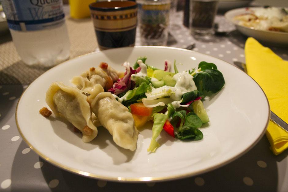 Rachel Walker. International Cooking Evening - Poland. 06