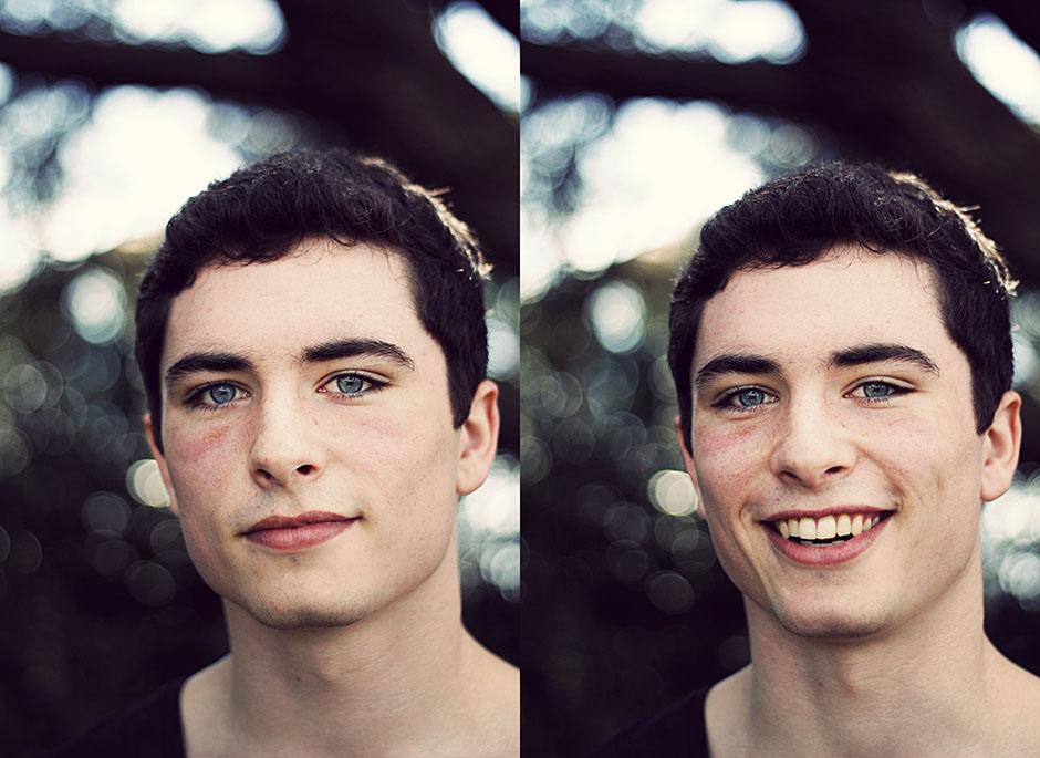 Rachel Walker. Portraits - Felix. 03