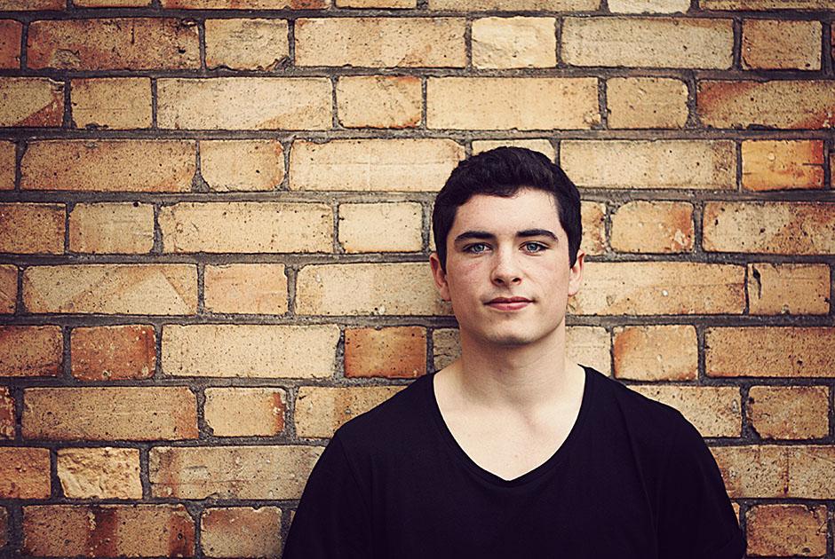 Rachel Walker. Portraits - Felix. 09