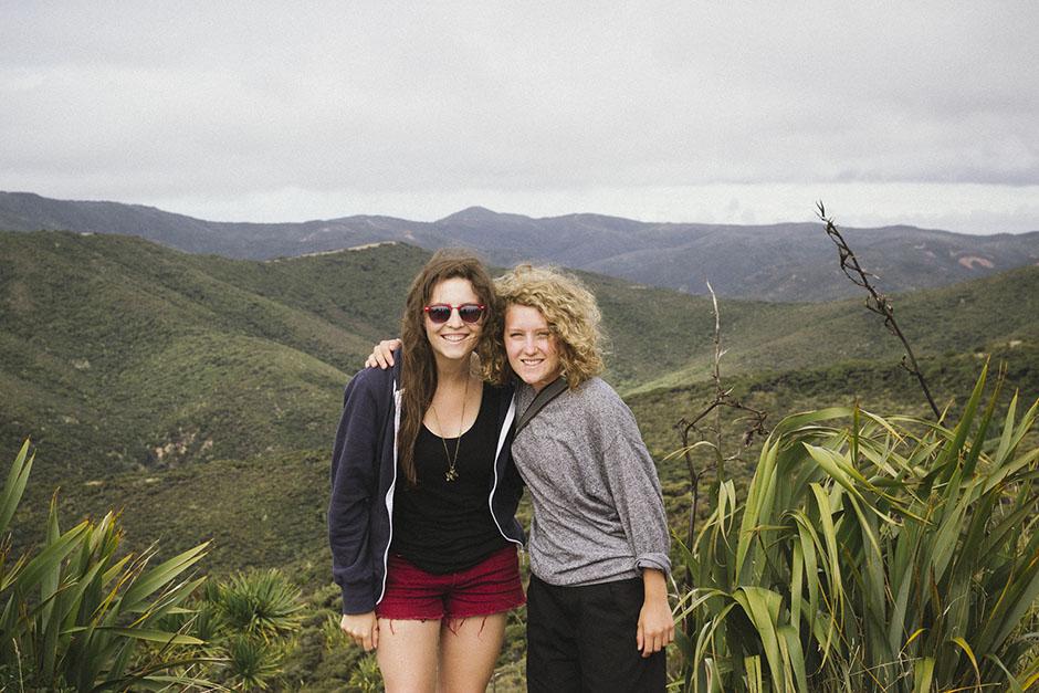 Rachel Walker. Bay of Islands, New Zealand. 17