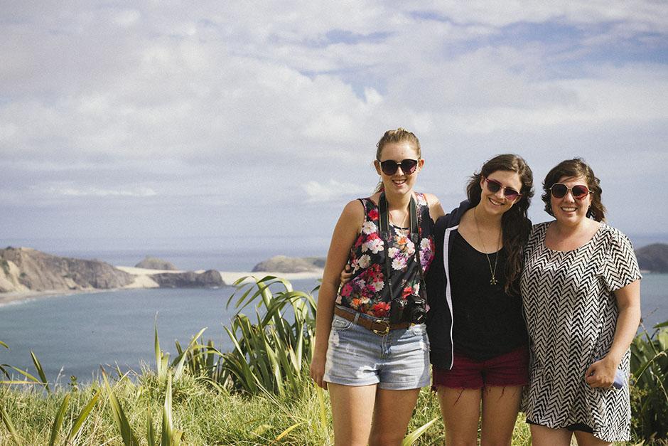 Rachel Walker. Bay of Islands, New Zealand. 19