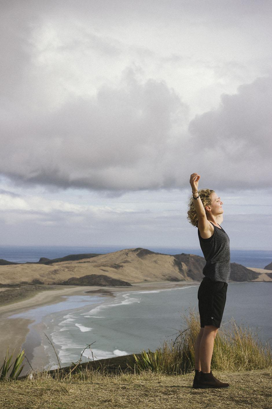 Rachel Walker. Bay of Islands, New Zealand. 27