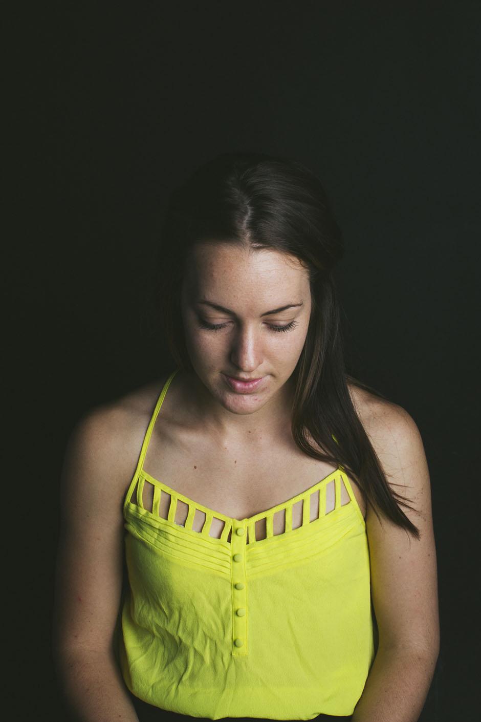 Rachel Walker. Portraits - Robyn. 06