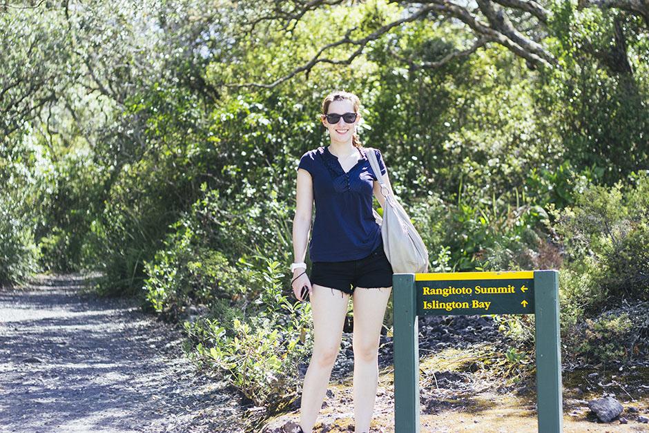 Rachel Walker. Rangitoto Island. Auckland, New Zealand. 05