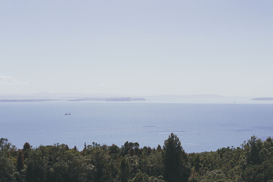 Rachel Walker. Rangitoto Island. Auckland, New Zealand. 11