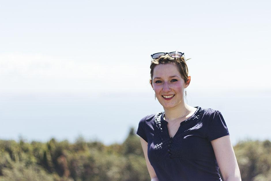 Rachel Walker. Rangitoto Island. Auckland, New Zealand. 12