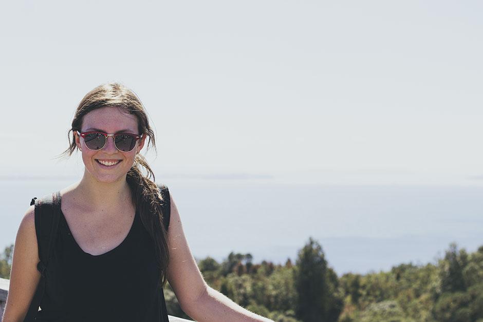 Rachel Walker. Rangitoto Island. Auckland, New Zealand. 13