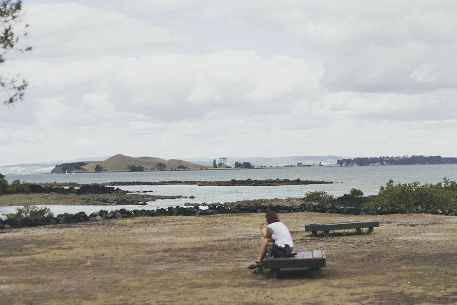 Rachel Walker. Rangitoto Island. Auckland, New Zealand. 23