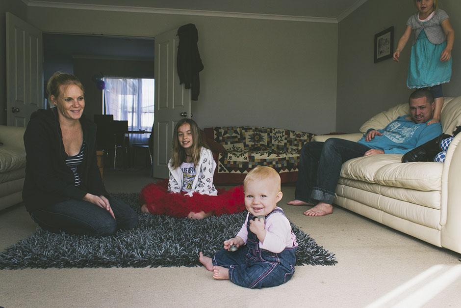 Rachel Walker. Big Families Project - extra images. 03