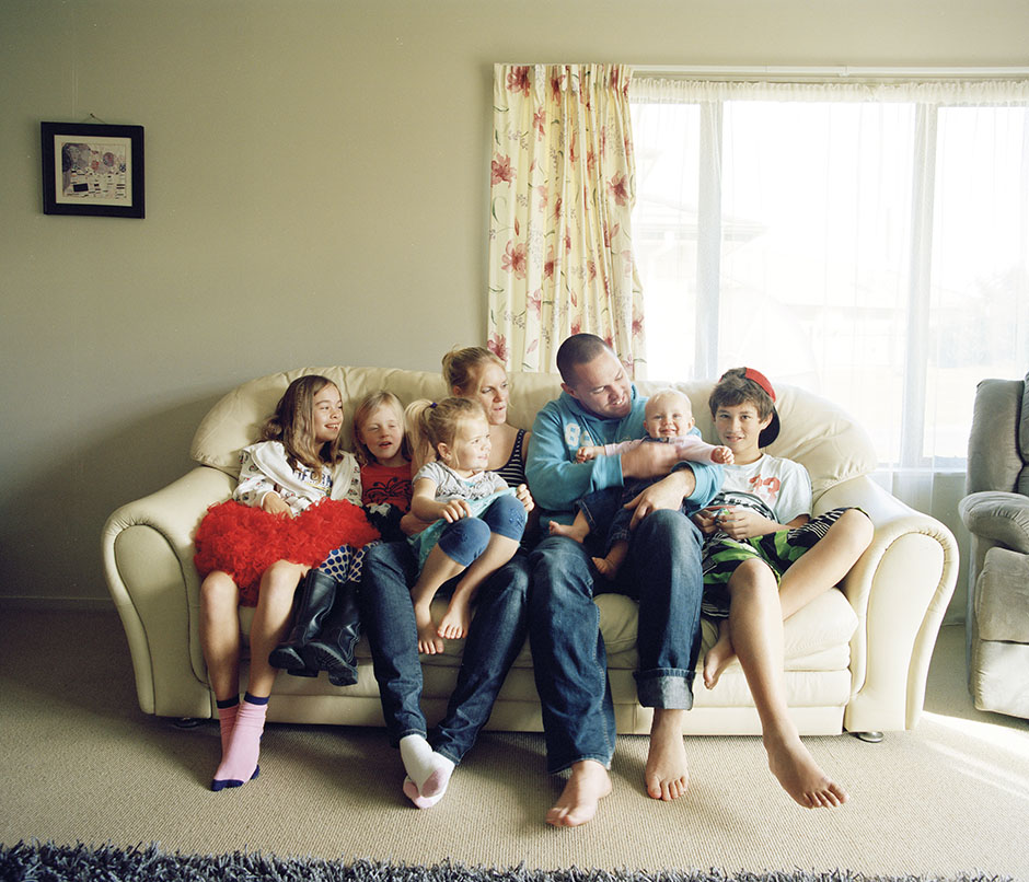 Rachel Walker. Big Families Project - extra images. 06