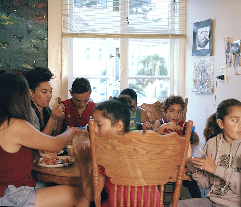 Rachel Walker. Big Families Project - extra images. 11