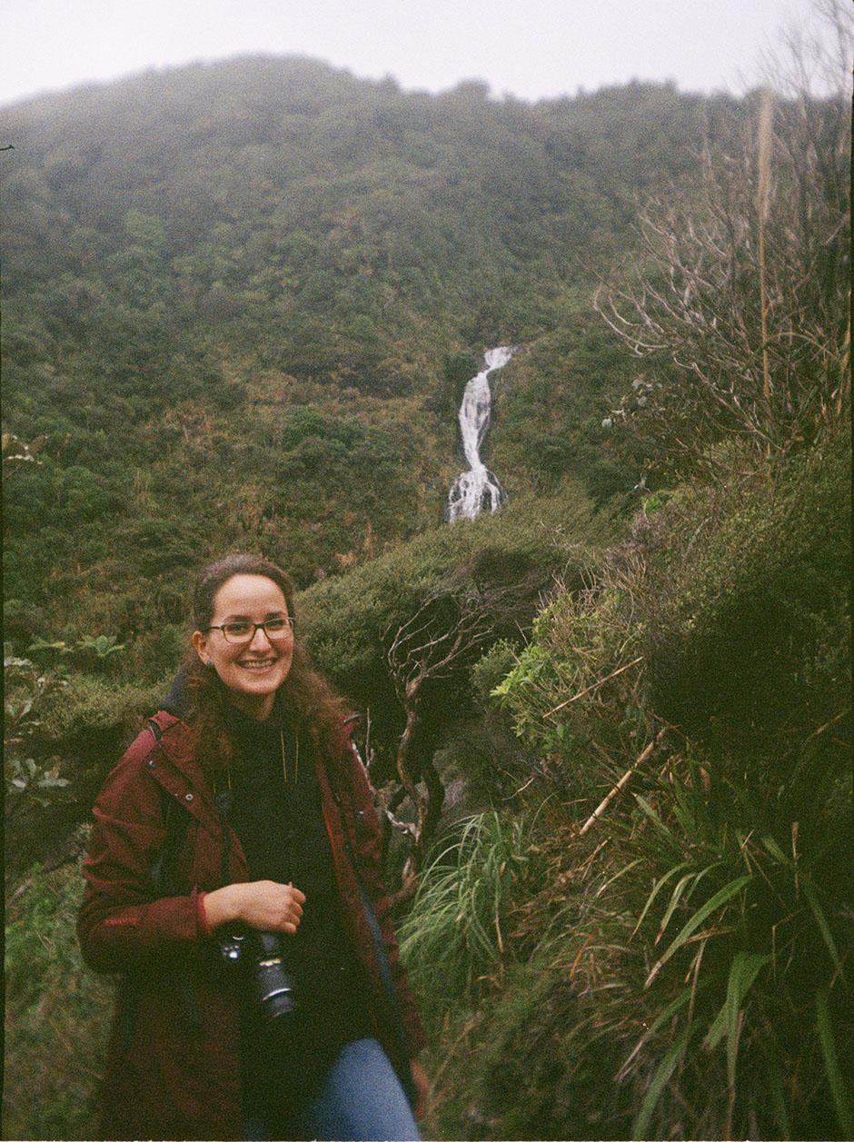 Rachel Walker. Karekare. Auckland, New Zealand.07